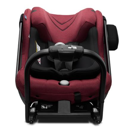 Axkid i-Size Kindersitz ONE Design Tile Melange | KidsComfort.eu