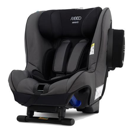 Axkid Kindersitz Minikid 2.0 Design 2020 Granite