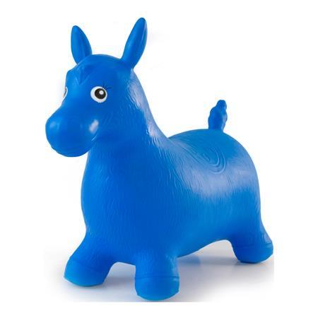babyGO Spielzeug Hopser Blue horse
