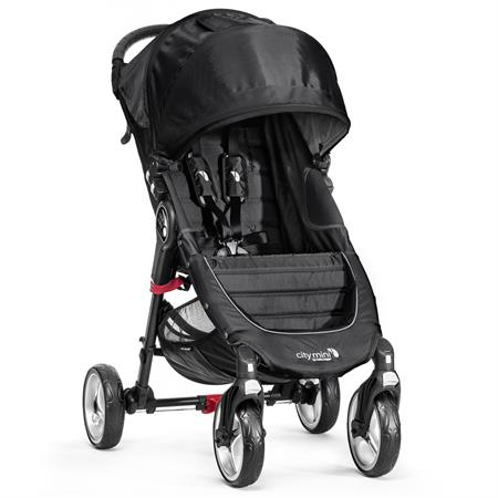 baby jogger city mini 4 buggy 2016 black Hauptbild
