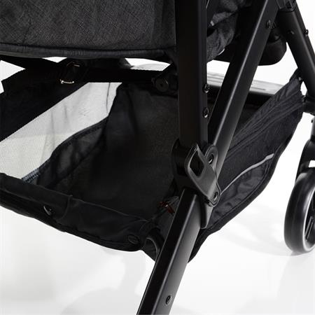 Baby-Plus Buggy CompactSport Urban Black