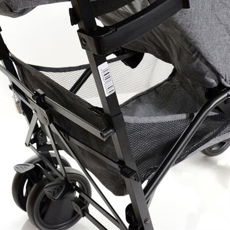 Baby-Plus Buggy Compact Trend Taupe