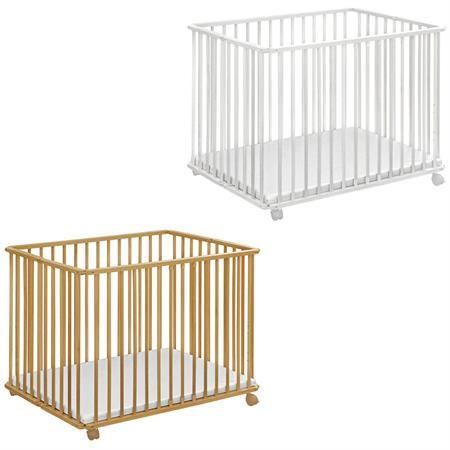 Baby-Plus Holzlaufgitter Ludo Farb/Größenauswahl