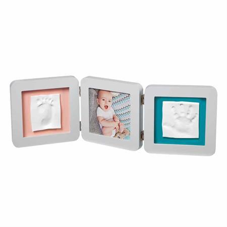 Babyart Bilderrahmen My Baby Touch Pastel für Fuß/Handabdruck