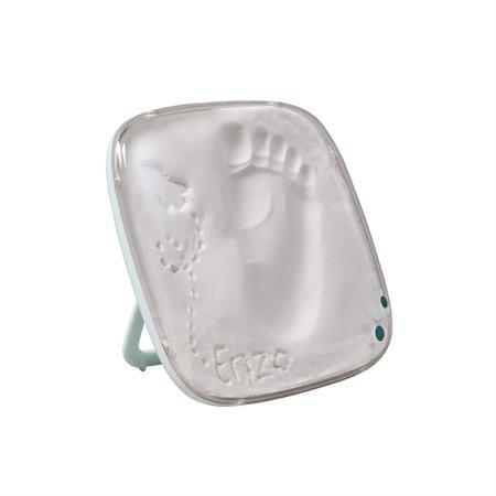 Babyart Hello Baby Crystallin Fußabdruck/Handabdruck