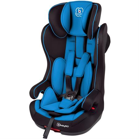 babyGO Kindersitz Isofix Blau