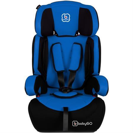 BabyGO Autokindersitz Motion Blue