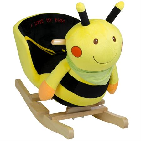 babyGO Schaukeltier Rocker Biene