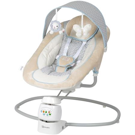 babyGO Babywippe Snuggly Beige