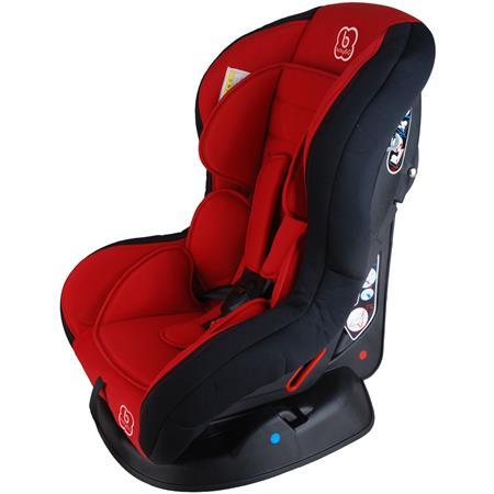 babyGO Kindersitz Tojo Rot