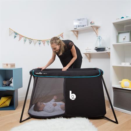 Babymoov Naos 2-in-1 Reisebett und Spielpark | KidsComfort.eu
