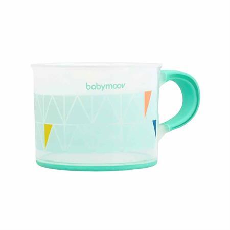 Babymoov rutschfeste Tasse Blau