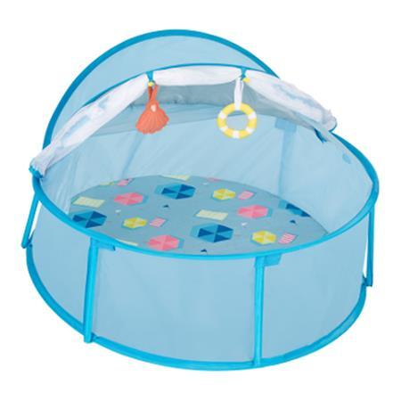 Babymoov Babyni Spielpark mit hohem UV-Schutz LSF 50+