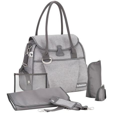 Babymoov Wickeltasche Style Bag Smokey