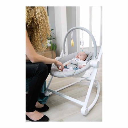 Badabulle Babywippe Compact up Candy