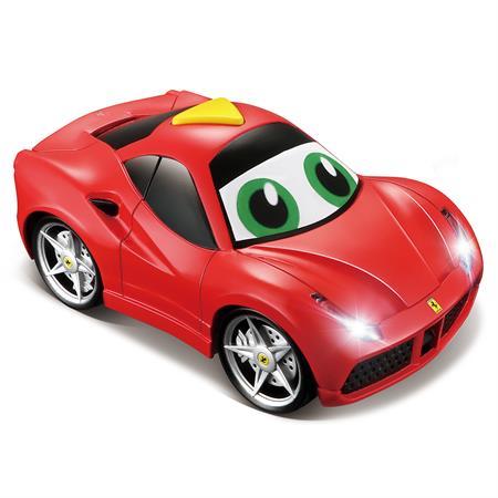 BBJunior Fahrzeug Ferrari Light & Sound