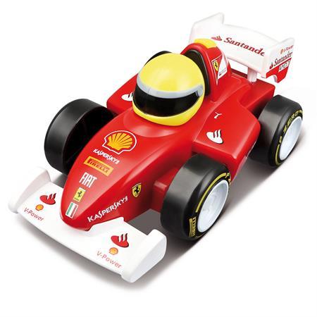 BBJunior Fahrzeug Ferrari Touch&Go
