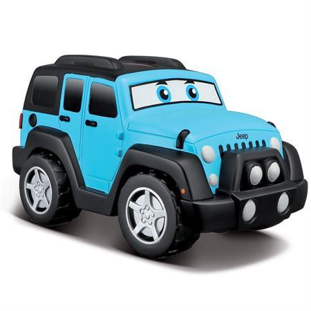 BBJunior Fahrzeug Jeep Lil Driver