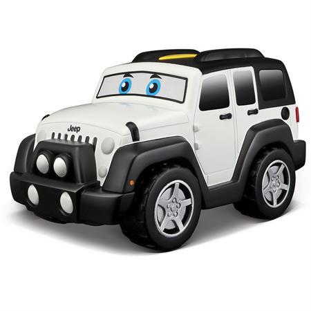 BBJunior Fahrzeug Jeep Touch&Go