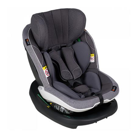 BeSafe Kindersitz iZi Modular X1 i-Size Metallic Melange