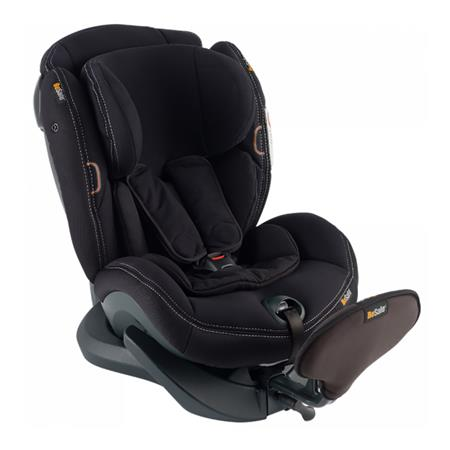 BeSafe Kindersitz iZi Plus X1 Interior Black