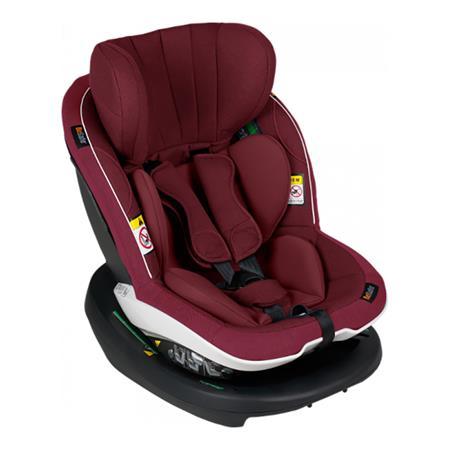 BeSafe Kindersitz iZi Modular RF X1 i-Size Burgundy Melange