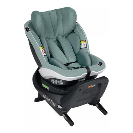 BeSafe Kindersitz iZi Turn i-Size Sea Green Melange