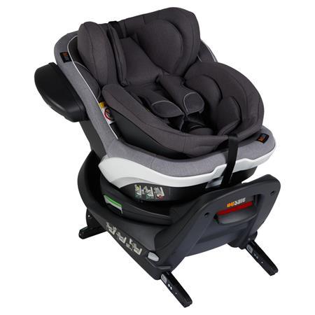 BeSafe Kindersitz iZi Twist B-E i-Size Metallic Melange