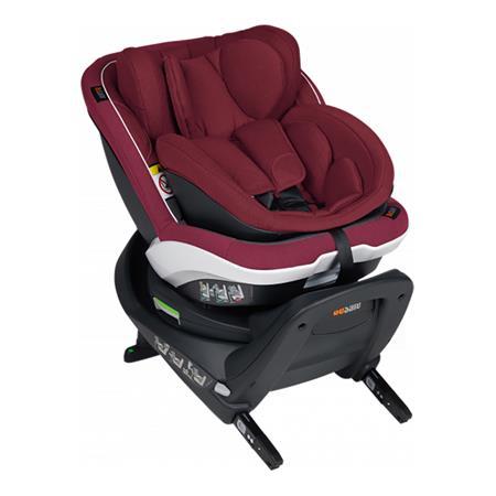 BeSafe Kindersitz iZi Twist B i-Size Burgundy Melange