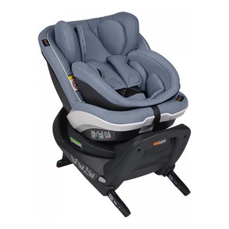 BeSafe Kindersitz iZi Twist B i-Size Cloud Melange