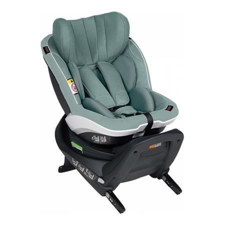 BeSafe Kindersitz iZi Twist i-Size Sea Green Melange