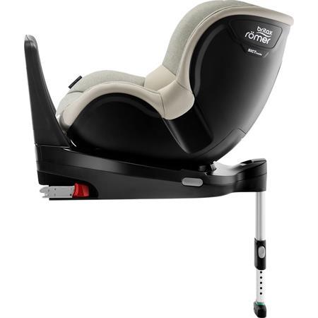 Britax Kindersitz Dualfix i-Size BR Sand Marble