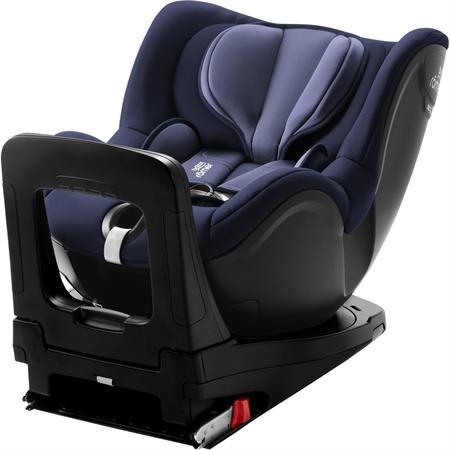 Britax Kindersitz Dualfix i-Size BR Moonlight Blue