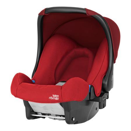 britax r mer infant carrier baby safe flame red. Black Bedroom Furniture Sets. Home Design Ideas