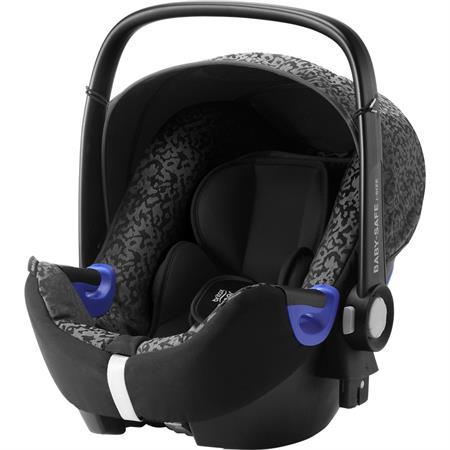 Britax Römer Baby-Safe i-Size Bundle Design 2018 Mystic Black