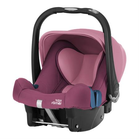 Britax Römer Babyschale Baby-Safe Plus SHR II Design 2018 Wine Rose
