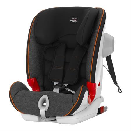 Britax Roemer Kindersitz Advansafix 3 Black Marble