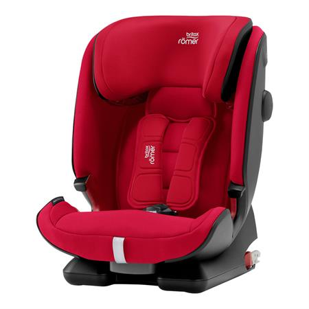 Britax Römer Kindersitz Advansafix IV R Design 2019 Fire Red