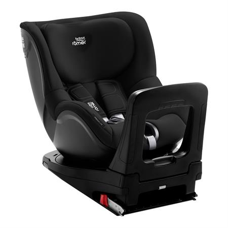 Britax Römer Kindersitz DUALFIX I-Size Design 2018 Cosmos Black