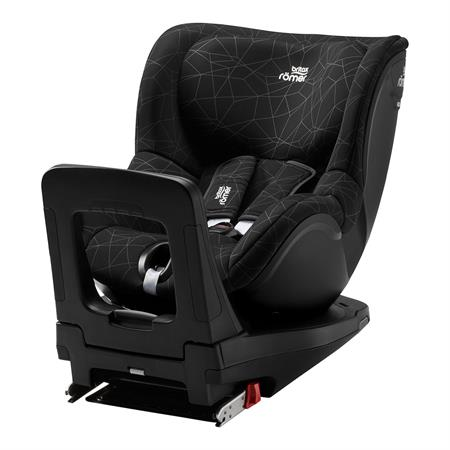 Britax Römer Kindersitz Dualfix i-Size Design 2019 Crystal Black