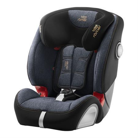 Britax Römer Kindersitz EVOLVA 1-2-3 SL SICT Design 2018 Blue Marble