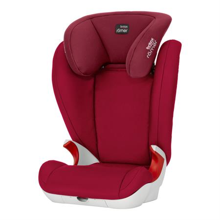 Britax Römer Kindersitz KID II Design 2018 Flame Red