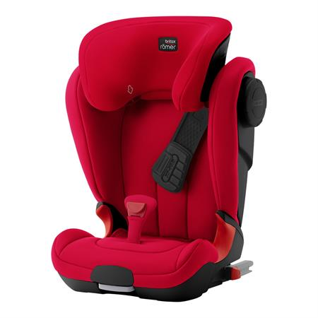Britax Römer Kindersitz KIDFIX II XP SICT Black Series Fire Red