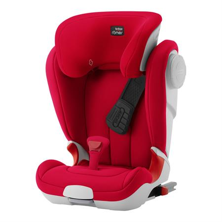 britax r mer child car seat kidfix ii xp sict design 2019 fire red. Black Bedroom Furniture Sets. Home Design Ideas