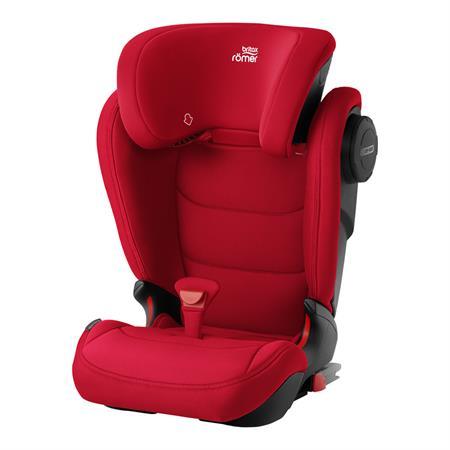 Britax Römer Kindersitz KIDFIX III M Design 2019 Fire Red