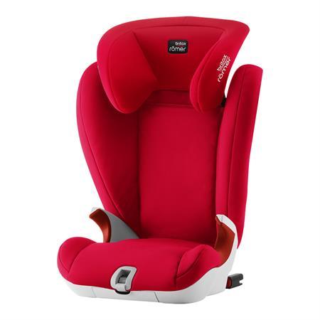 Britax Römer Kindersitz Kidfix SL 2019 Fire Red | KidsComfort.eu