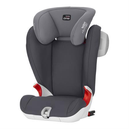 Britax Römer Kindersitz KIDFIX SL SICT Design 2018 Storm Grey