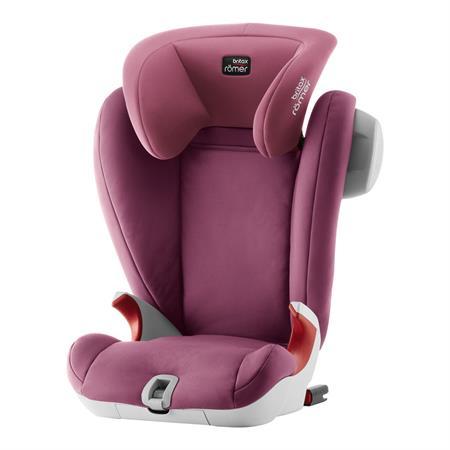 Britax Römer Kindersitz KIDFIX SL SICT Design 2018 Wine Rose