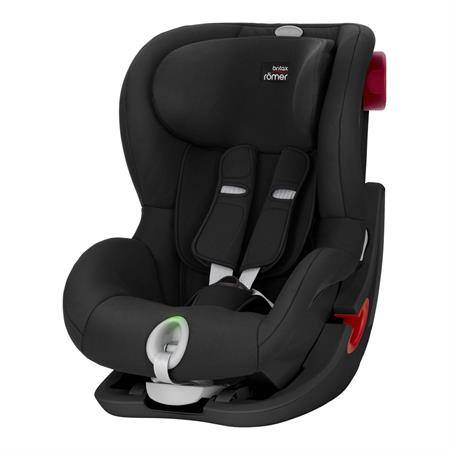 Britax Römer Kindersitz KING II LS Black Series Design 2018 Cosmos Black