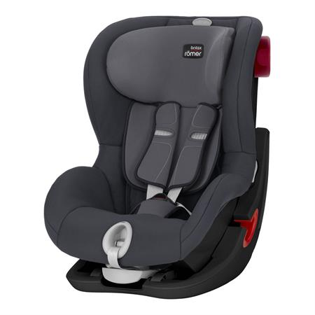Britax Römer Kindersitz KING II LS Black Series Black Series Design 2018 Olive Green